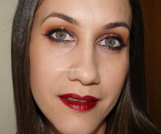 maquillaje navidad pigmento 86 inglot