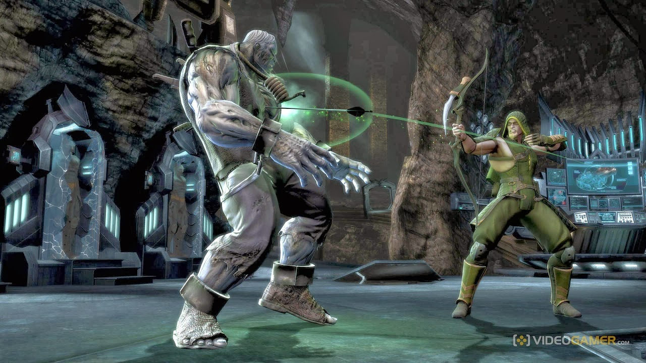 Injustice Gods Among Us PC Game Free Download - COOL DOWNLOADS