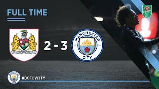 Bristol City vs Manchester City 2-3 Highlights