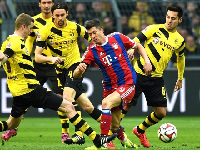 PREDIKSI Dortmund vs Bayern Munich: Menjauh dari Die Roten
