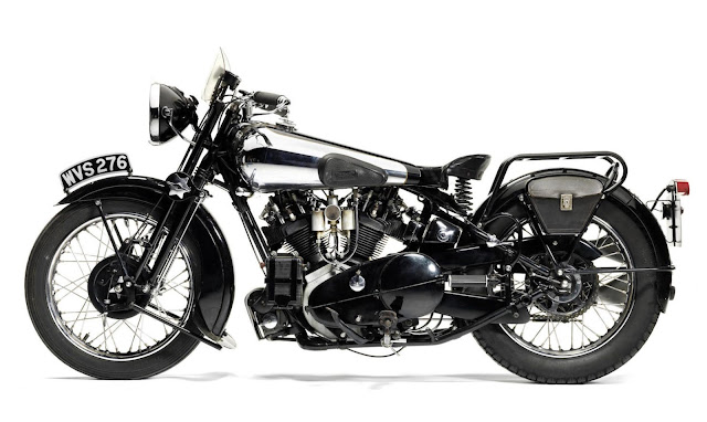 Brough Superior SS100 HD Pics