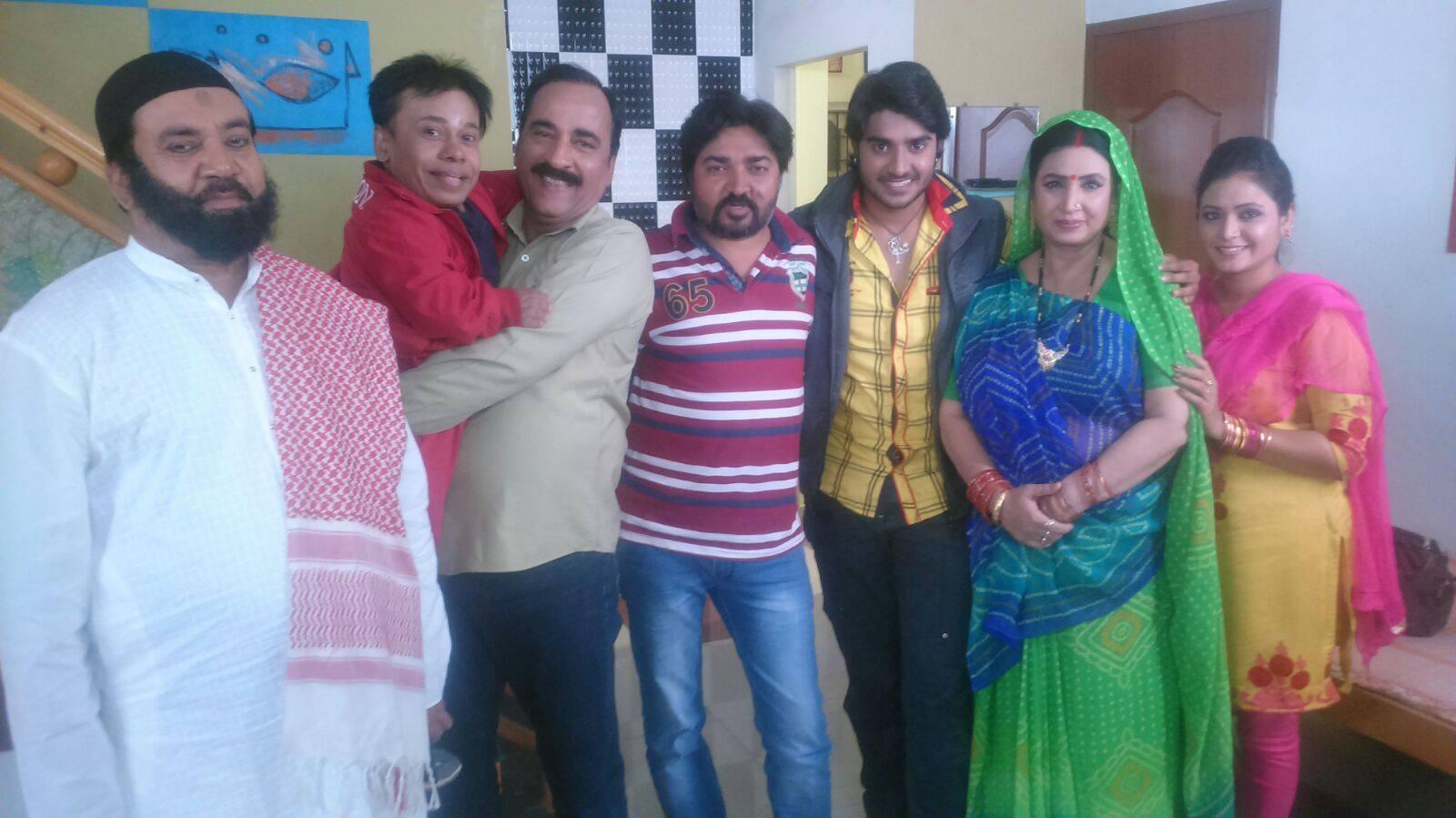 Manoj Tiger, Subhi Sharma, Tanushree Stills in film photo