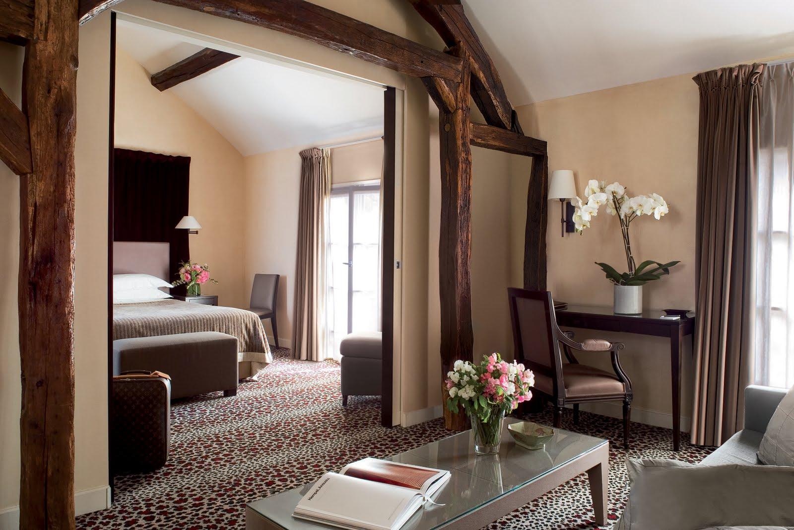 hotel esprit saint germain. Black Bedroom Furniture Sets. Home Design Ideas
