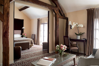 hotel romantique paris st germain