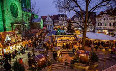 Mercado de Navidad de Soest