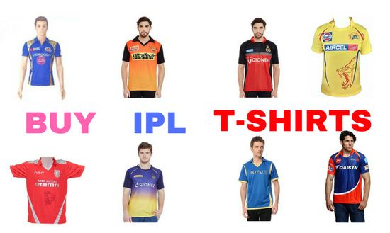 Buy Online IPL 2018 Jersey | All IPL 11 Teams 2018