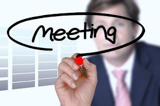 Contoh Agenda Rapat / Meeting