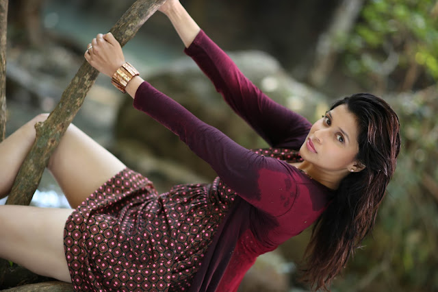 Rogue Movie Heroine Mannara Chopra HD Stills