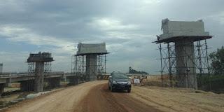 Rel Kereta Api Bisa Dibangun di Lahan Tol Trans-Sumatera