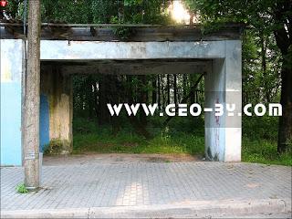 Конечная остановка 47 автобуса