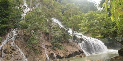 Air Terjun Sekitar Kupang Flores Sumba Timur Sumba Barat Sumba Tengah Belu Ngada Sikka Nusa Tenggara Timur