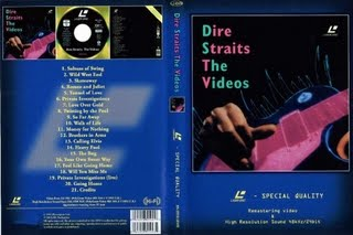 DIRE STRAITS - THE VÍDEOS