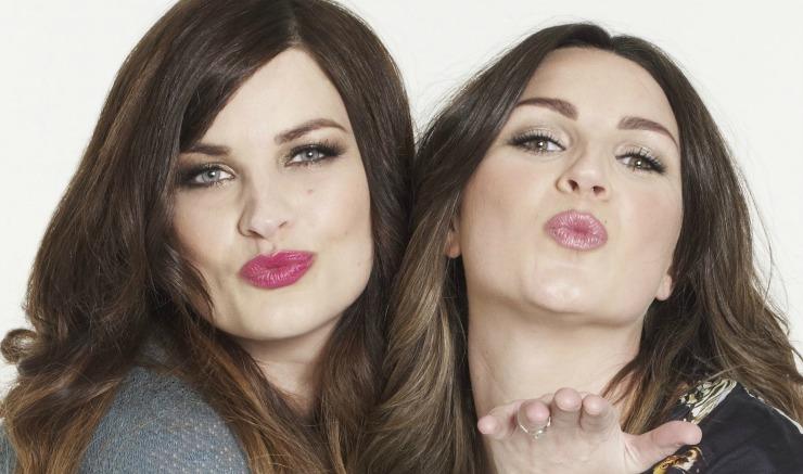 hermanas maquilladoras vbloggers