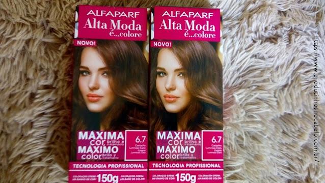 Alfaparf Alta Moda 6.7