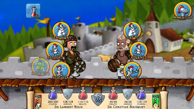 Swords and Sandals Medieval MOD APK premium