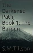 Cover of The Darkened Path book 1