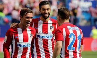 مباراة اتليتكو مدريد