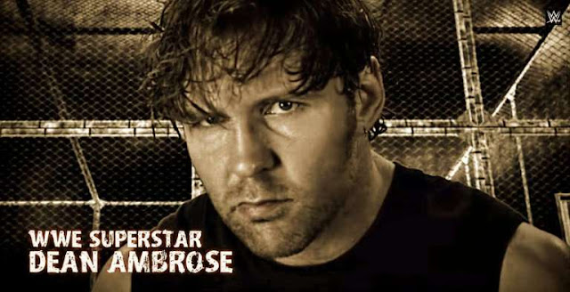The Lunatic Fringe Dean Ambrose HD Full Wallpaper