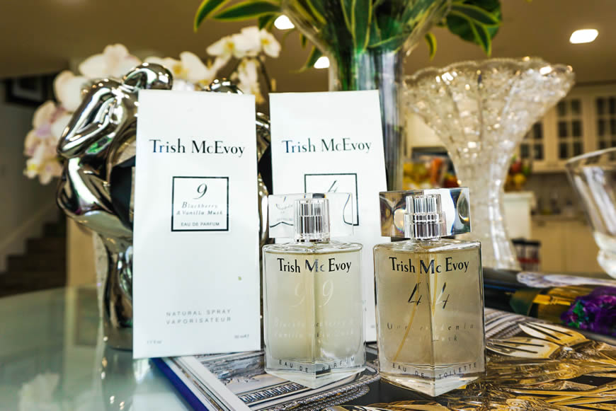 3cc31cde606850 Trish Mc Evoy has a makeup line (I bought some of her products from SAKS  Fifth Avenue) but her #4 Gardenia and Musk is my hands down favorite lucky  scent.