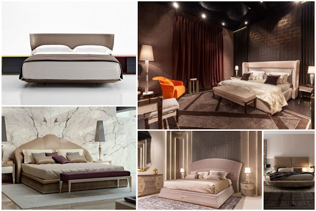 Italian Bedroom Designs With A Romantic Touch