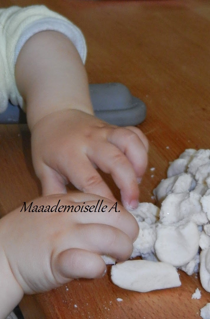Activité : pâte à sel