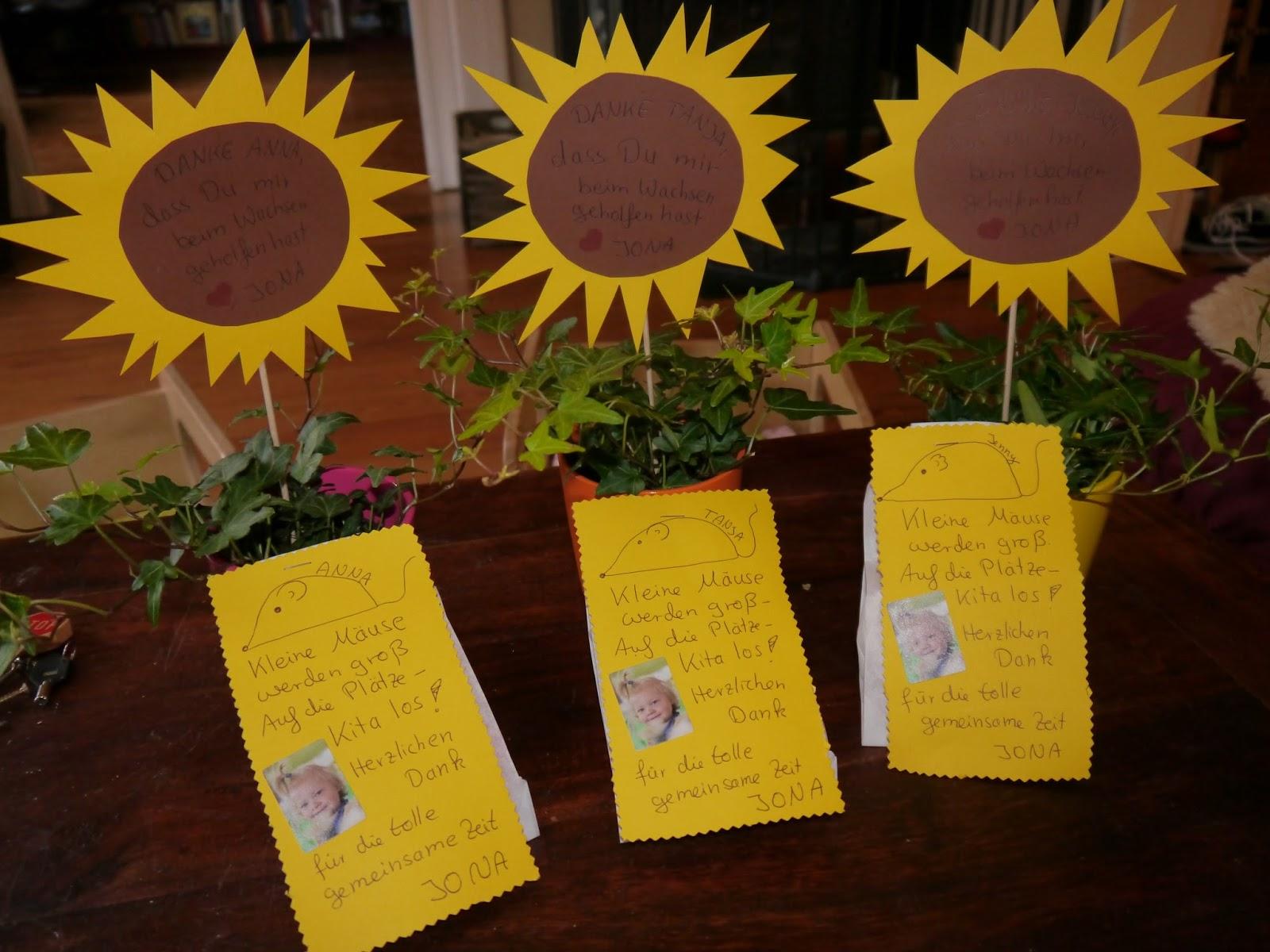 Kleine Geschenke Fur Arbeitskollegen Kindergartenabschied
