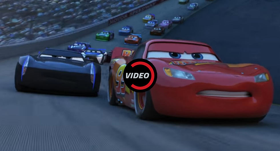 'Cars 3' Trailer Shows Aftermath of Lightning McQueen Crash