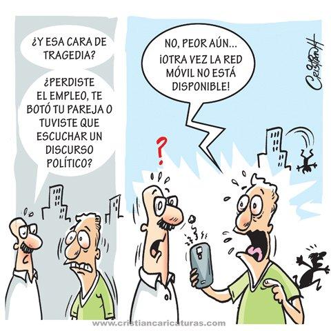 "Caricatura: ""Tragedia"""