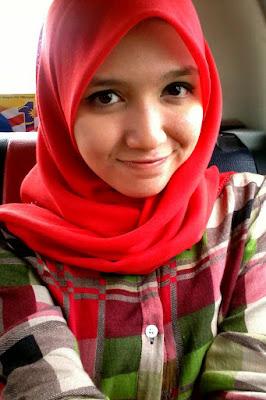l love hijab senyum manis