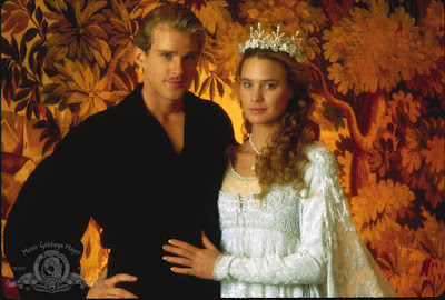 The Princess Bride 1987 Cary Elwes Robin Wright Image 2