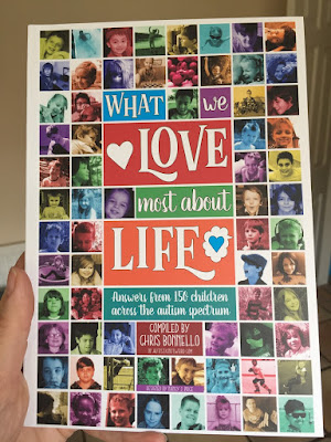 What we love most about life book Autistic Not Weird