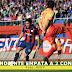 Hinchas de Iberia apedrean bus de Independiente tras empate en Los Ángeles