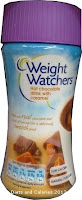 Weight Watchers Hot Chocolate with caramel