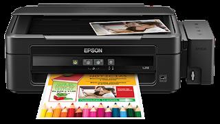 Download Epson EcoTank L210 drivers