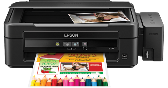 Download Epson EcoTank L210 Driver Windows, Mac, Linux