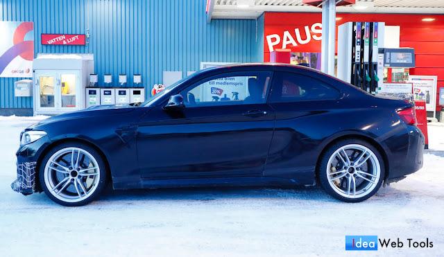 BMW M2 CS/CSL