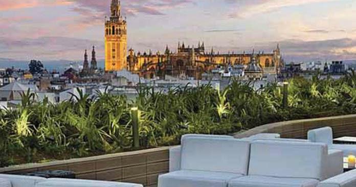 Una Terraza Gourmet Con Vistas A Sevilla Compras Y Guía De