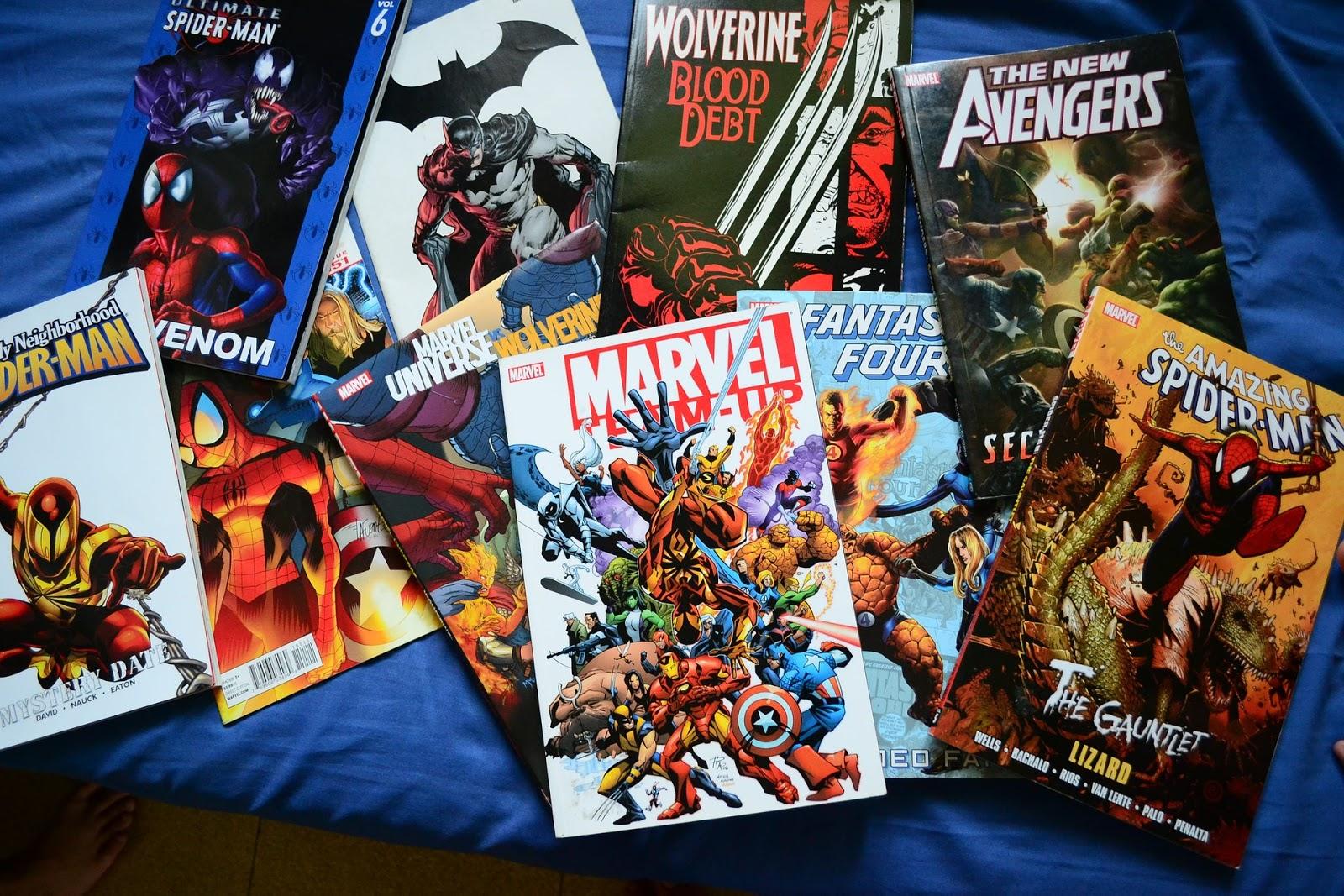 Películas y cómics