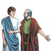 apostle paul and timothy relationship
