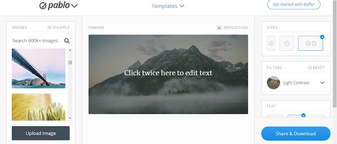 ブログ更新を知らせるTwitter投稿用におしゃれサムネイルを3分で作る方法