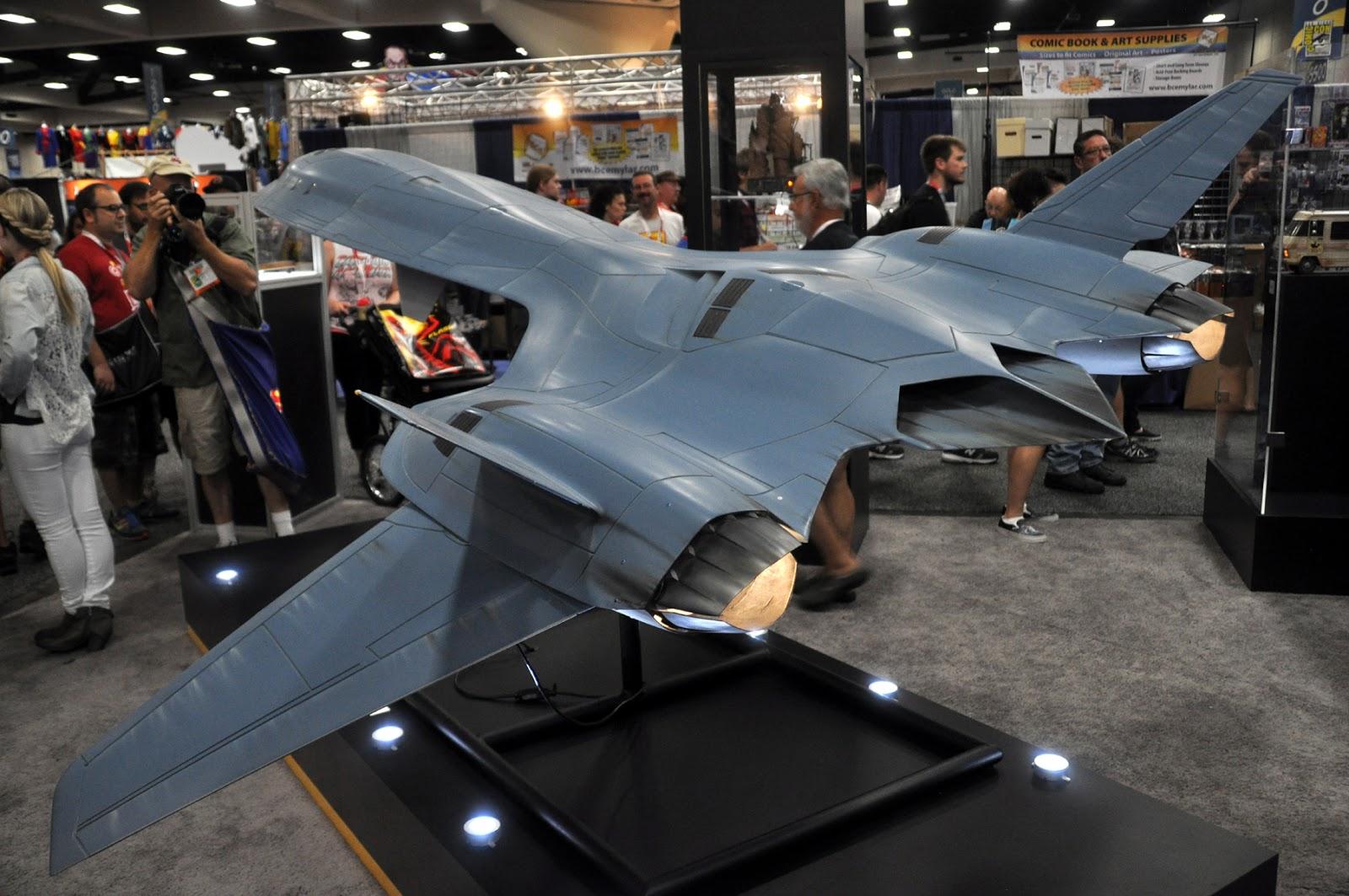 Toyota Tundra Diesel >> the X-Men X-Jet movie prop - AUTOCAR REGENERATION