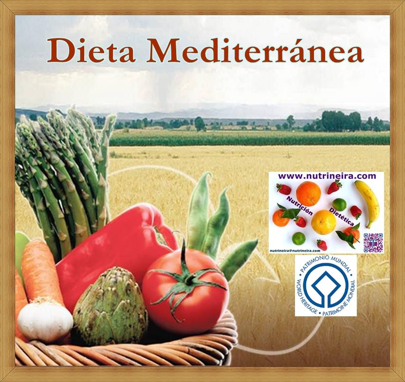 NUTRINEIRA Dieta Mediterrnea