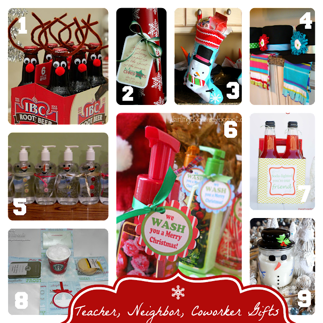 Gift Ideas For Coworkers For Christmas: Googly Eyes & Glitter: 31 Days To Get A Jump Start On