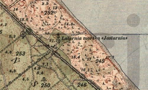 11768612 @ WIG - Mapa Szczegółowa Polski 1:25 000 wczesne wydania w cięciu map zaborczych /1920 - 1929/
