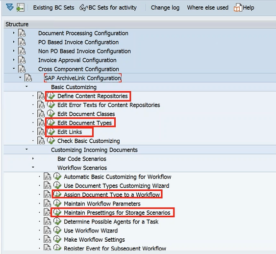 GOS Attach and Display Attachment Function | SAP ABAP and OpenText xECM
