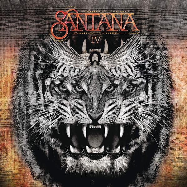 Santana - Santana IV Cover