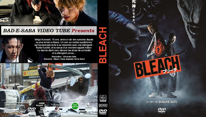 BAD-E-SABA Presents - Japanese Action Movie Bleach With English Subtitles In HD