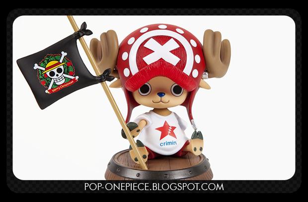 Tony Tony Chopper Crimin Ver. Korea X mas limited - P.O.P Sailing Again