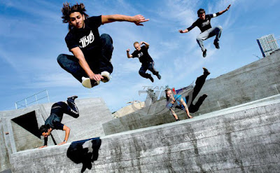 parkour team jiyo