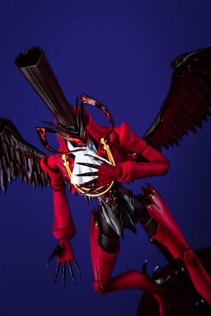 Arsène Character Kit Selection de Persona 5 - Aoshima